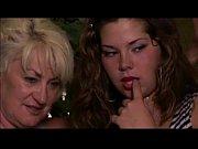 Смотреть порно видео блондинка чулках
