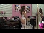 Первые съемки русской порно актрисы