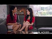 BLACKED Megan Rain Meet...