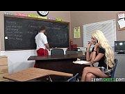 InnocentHigh Courtney Taylor blonde college sch...