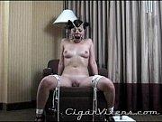 Зрелая россиянка на порнокастинге
