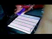 Hot Bengali Aunty Exposing Boobs Through Black ...