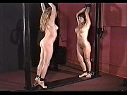 Девушка в прозрачных мини бикини