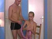 Русский трах с племянником