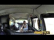 Fake Taxi John balls de...
