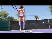 Tiny4K - Tennis student Lily Adams is fucked by...