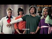 pornô paródia scooby-doo Trailer