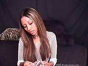 Jasmyn Taliana - Smoking Fetish at Dragginladies