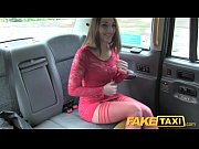 Redwap.info Fake Taxi Hot teen in red dress and stockings
