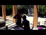 Сучку трахает парень жестко в попу видео