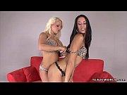 Lyla Storm Has A Wild Lesbian Encounter With Ja...
