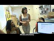 Муж и жена занялись сексом перед камерой видео