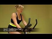 Jenni's Sweaty Gym Feet - www.clips4sale.com/89...