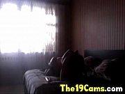 Скрытая камера телка в колготках в короткой юбке сидит на стуле