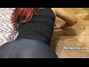 Эротический массаж белокурой массажистки видео