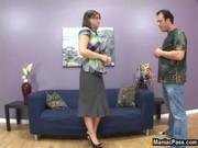 Порно девчонок на массаже онлайн