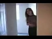 Голая девушка в сексуальном корсете видео