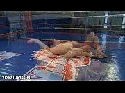 NudeFightClub presents Bibi Noel vs Amirah Adara
