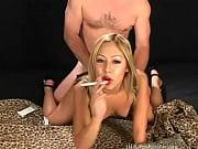 kat - smoking fetish at dragginladies