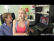 Смотреть онлайн порно видео решили потрахаться перед работой