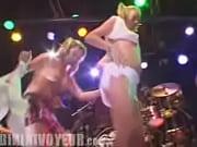 Wild Girls On Stage