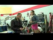 Секс с незнакомкой на улице видео русское