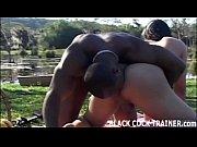 Порно черных училок в очко