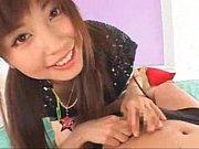 横山美雪 お姉さんのフェラ手コキ