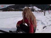public open austria ski girl blond russian safina anna Eroberlin