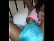 Haitiana follando en un trio negra perra