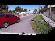 ExxxtraSmall - Petite Neighbor Picked Up And Fu...