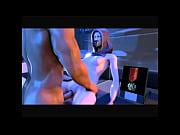 Mass Effect - Tali'Zorah and Shepard Romance - ...