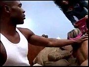 Сексапильная мулатка мамка в чулках видео трах