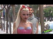 Видео толстушка блондинка с большой грудью