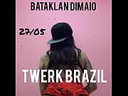Видео с приятной бразильянкой