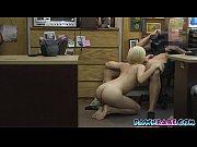 Порно видео начальница наказывает подчиненного