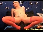 2716277 skinny webcam girl stretching her holes...