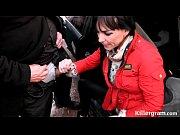 Сэкс босс трахает секретаршу в колготках и большими сиськами