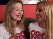 Секс с русской молодой тетей в чулках