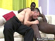 latino gay suck a black penis and have bareback – Porn Video