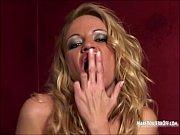 Busty blonde joi video masturbating