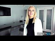 PropertySex - Sexy blon...