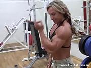 pose larson-gym Klaudia