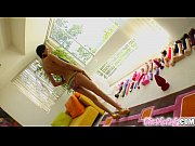 WapxTube.com Give Me Pink Alexis sucks off this big toy, rid...