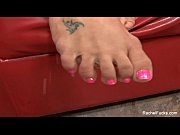 Rachel Roxxx's Foot Fetish Fuck