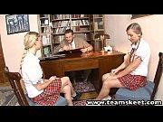 TeamSkeet European schoolgirls Mina and Morgan ...