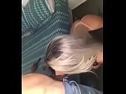 Brazillian Blondie sucking a bick cock - Whats ...