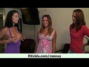 Домашние видео девушек в колготках