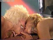 Jeanna Fine and Nina Hartley both sucking a guy...