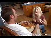 big sausage pizza - michelle